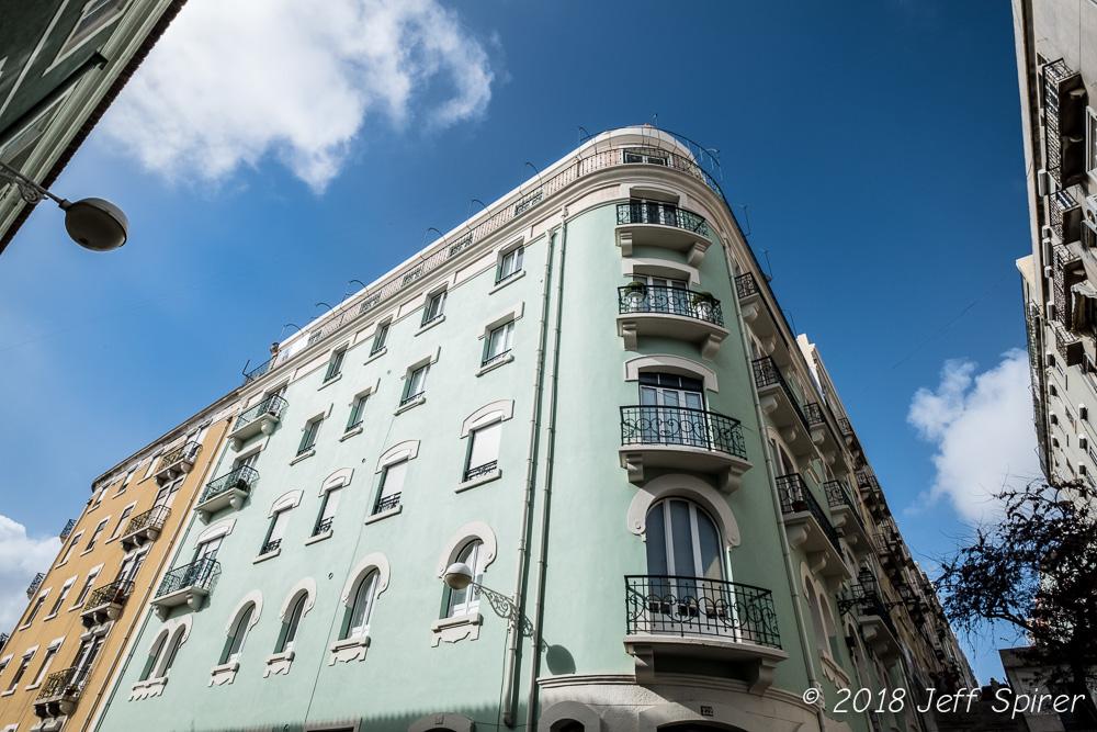 Alcântara Building