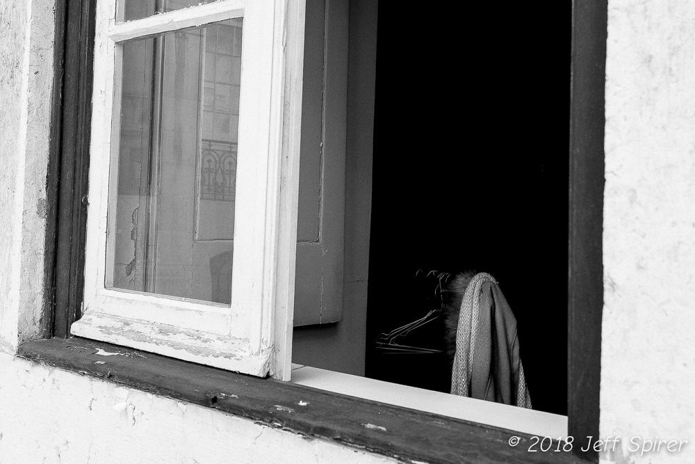 Lisbon Window Peeping