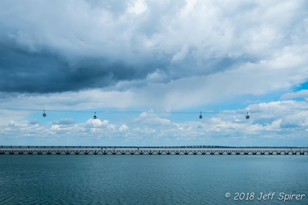 Gondola Lift Lisbon