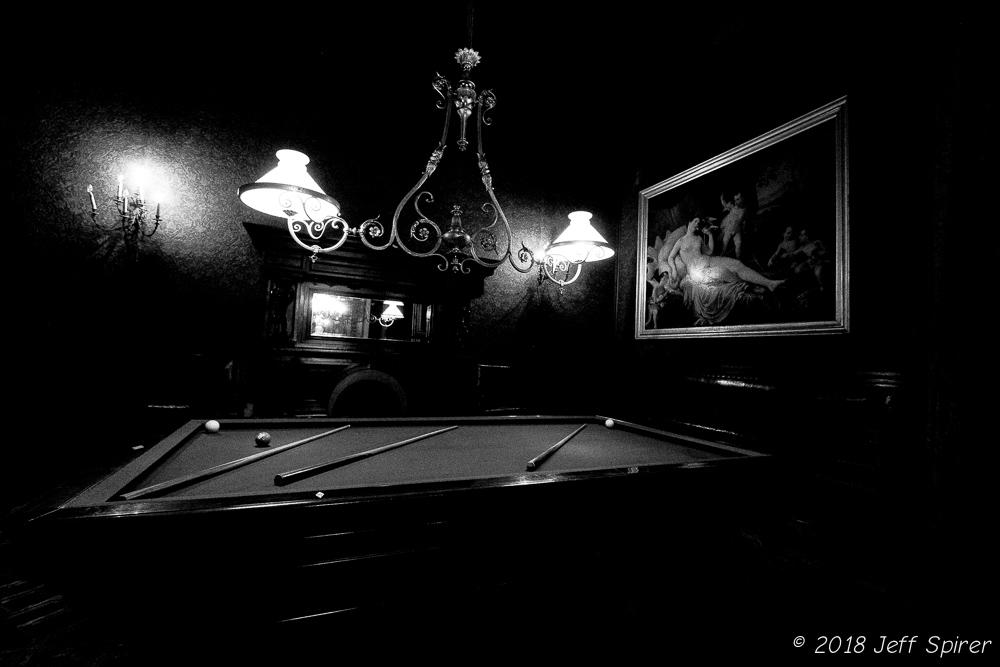 Pool room, Ajuda Palace