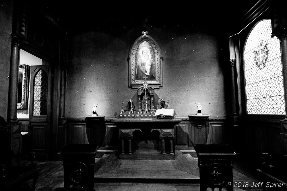 Chapel at Ajuda Palace