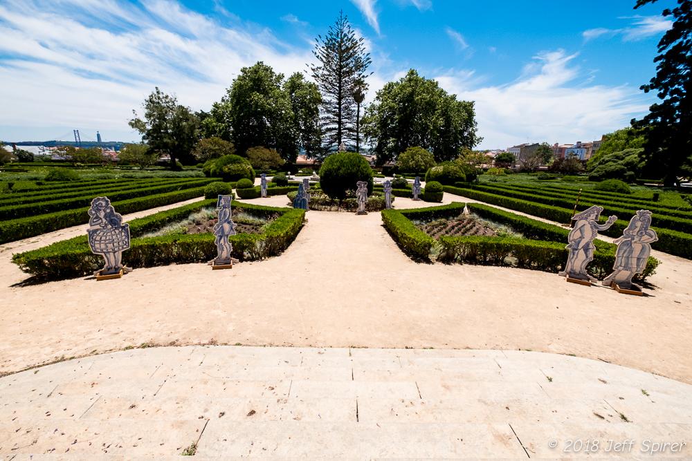 Jardín Botánico de Ajuda
